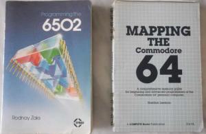 6502 books