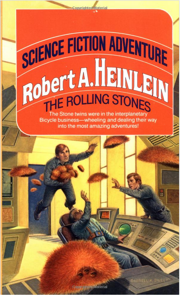 The Rolling Stones - Robert A. Heinlein