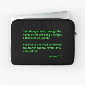 Hacker's Psalm